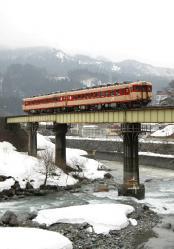 小滝~平岩間(2010.2.28)