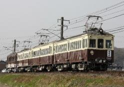 羽床~滝宮間(2010.3.20)