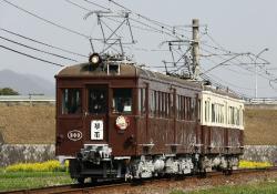 羽間~榎井間(2010.3.20)