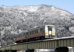 平岩~小滝間(2010.3.22)