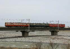 糸魚川~青海間(2010.3.22)