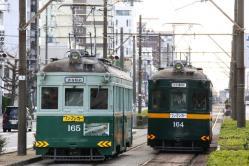 綾ノ町~神明町間(2011.1.2)