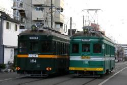 帝塚山3丁目(2011.1.2)