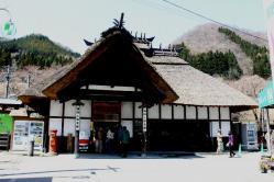 湯野上温泉(2010.4.25)