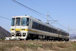 中荒井~会津田島間(2010.4.25)