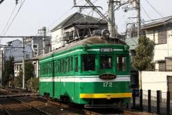 住吉~神ノ木間(2011.1.29)