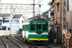 細井川~住吉鳥居前間(2011.1.29)