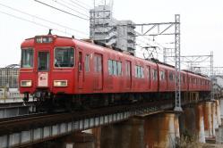 守山自衛隊前~矢田間(2011.2.6)