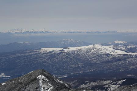 横岳からの展望その3