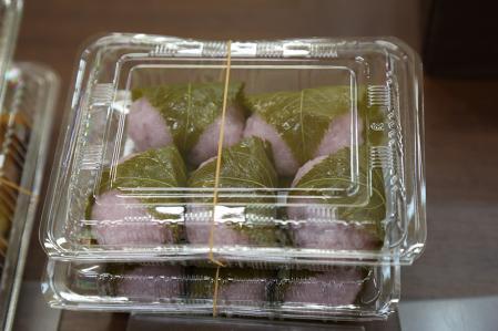 佐奈川 この季節の和菓子と言えばこれ