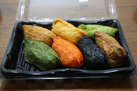 豊川 稲荷寿司(レインボー)