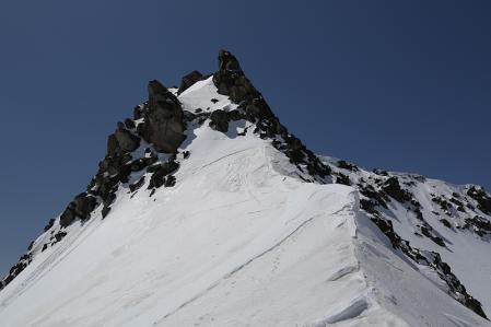 南峰はおっかないのでパス