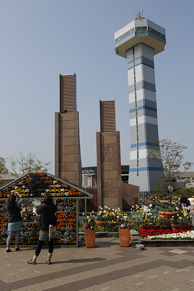 木曽三川公園 タワー