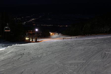 伊那スキーリゾート ナイター