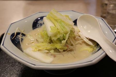 リンガーハット 白菜ちゃんぽん