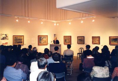 2002針生一郎講演会