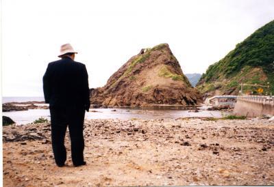2002モイワに立つ針生氏