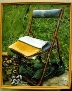 福森・主なき椅子