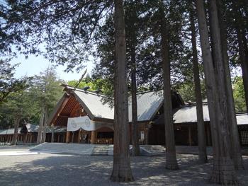 初夏の北海道神宮
