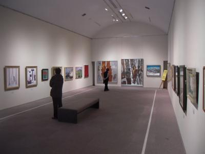第113回岩内美術協会春季展1