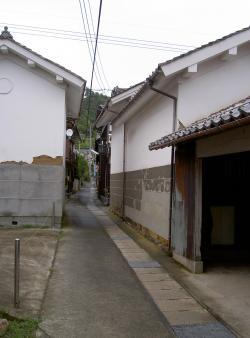 鳥取県岩美町岩本