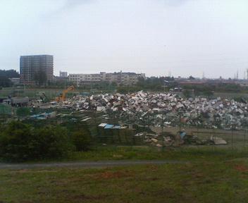 多賀城瓦礫①