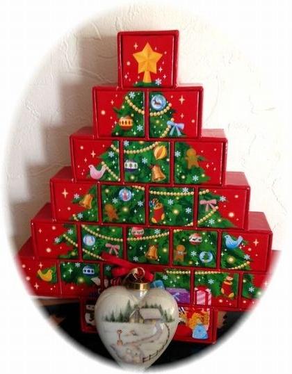 クリスマスオーナメント写真 2