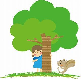 irasutoこの樹なんの樹