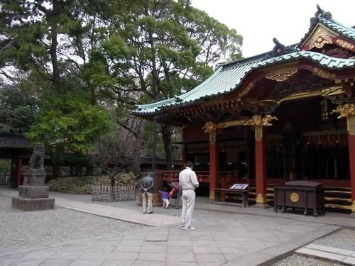 根津神社-2