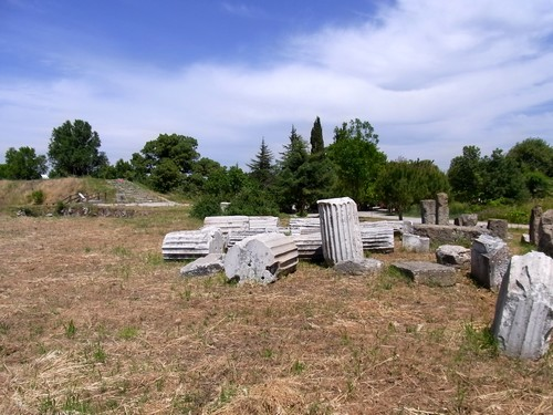 トロイ遺跡