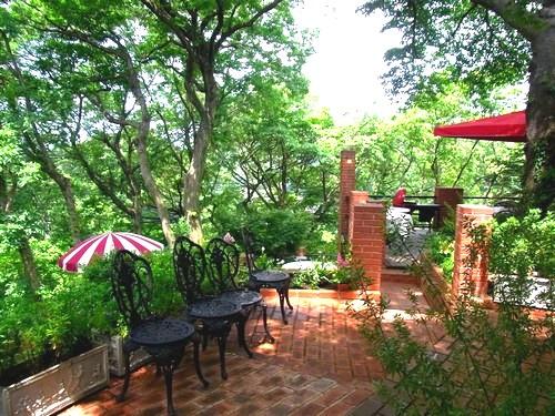 樹ガーデン園内風景