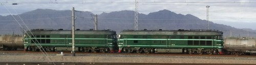 連結機関車-A 417