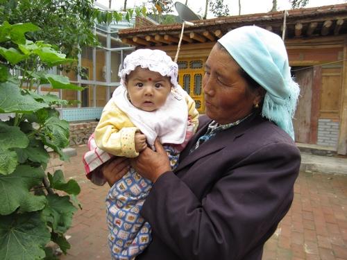 チベット村にてIMG_1070
