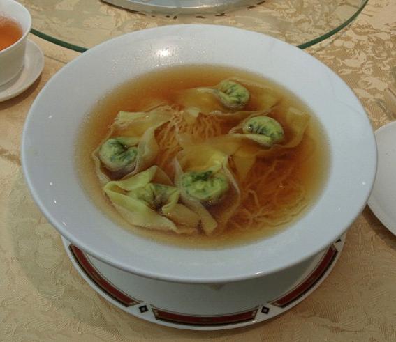 20141203 旬遊紀 旬野菜のワンタン麺 20㎝ 12100001