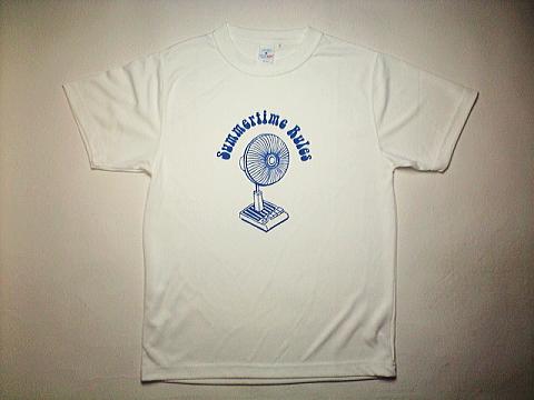 サマータイム・ルールズTシャツ