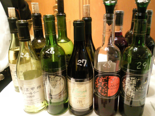 麻屋葡萄酒