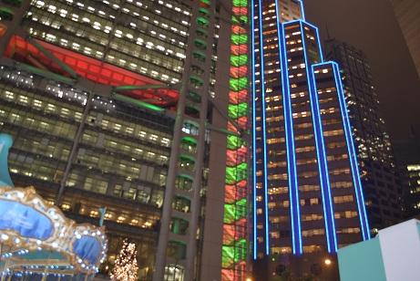 香港夜景2012.12Hsbc