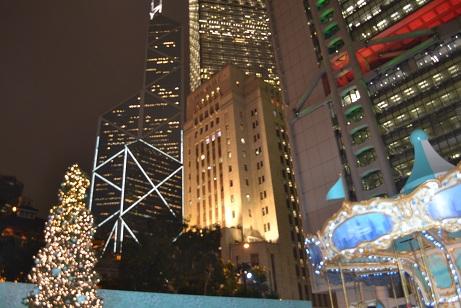 香港夜景2012,12