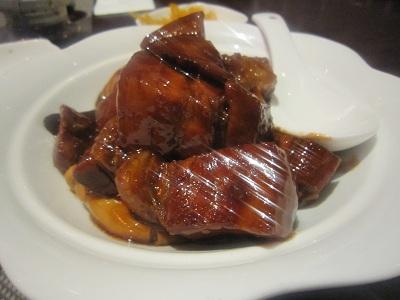 豚肉と麩 南翔饅頭店