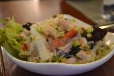 タイ料理春雨サラダ