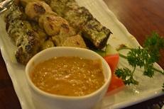 タイ料理串肉
