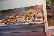 ソンブーンの蟹