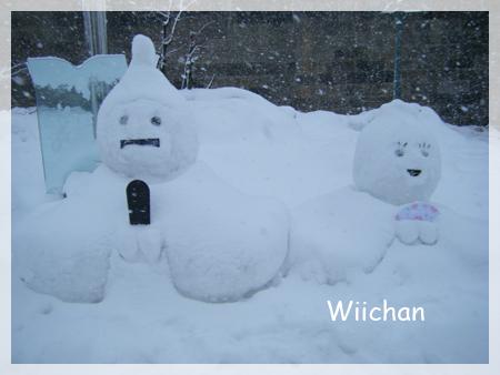 雪人二人#32452;