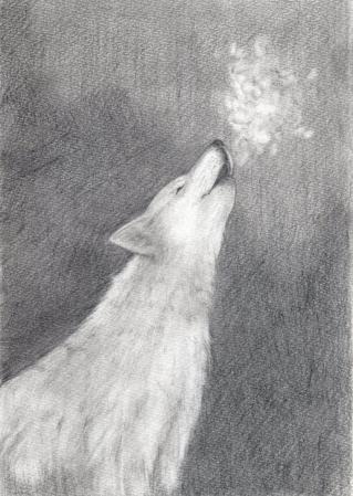 鉛筆画001