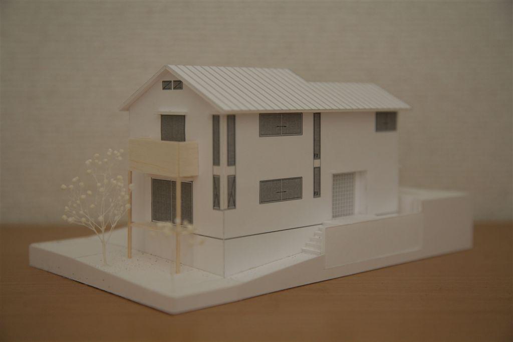 2013-07-04 家の模型