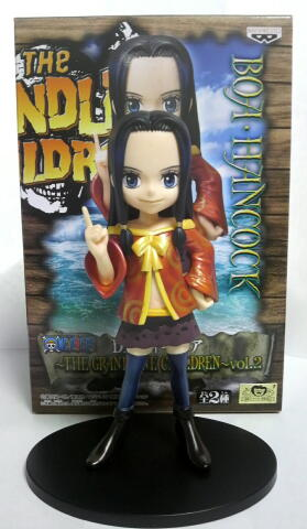 ワンピース DXフィギュア~THE GRANDLINE CHILDREN~vol.2(ボア・ハンコック)