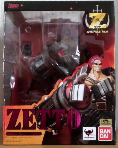 フィギュアーツZERO 『ZETTO』