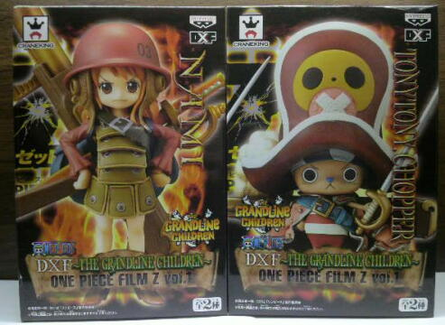 DXF ~THE GRANDLINE CHILDREN~ ONEPIECE FILM Z vol.1