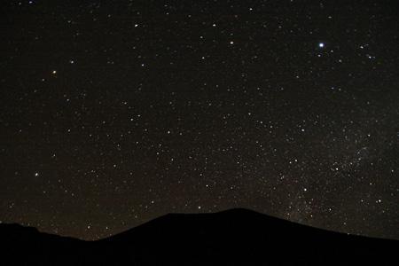 マウナケアの星空2