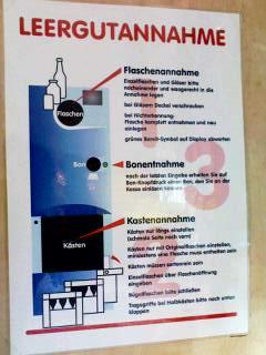 空き瓶回収機